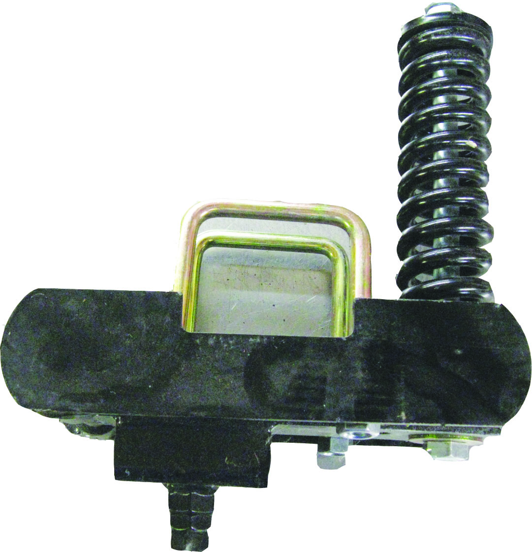 SPRING LOADED BRKT-1X2-4X4 BAR S-1244SL