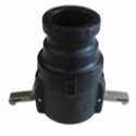 "2 "" MALE ADAPTER X FEMALE ADAPTER CHECK VALVE"