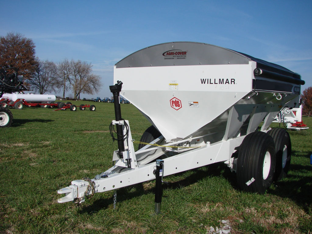 WILLMAR S500 CONVEYOR /SPINNER PARTS