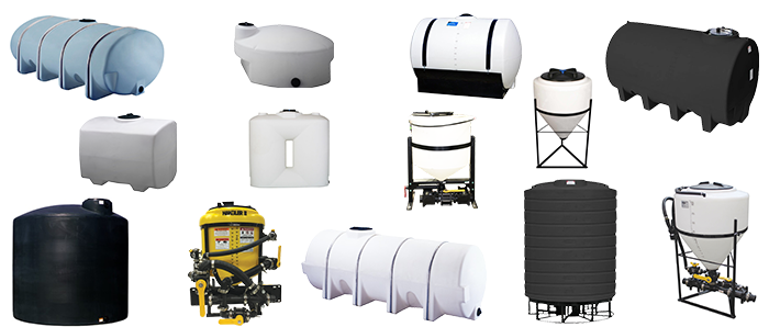 Fertilizer Tanks, Ag Spray Tanks and More